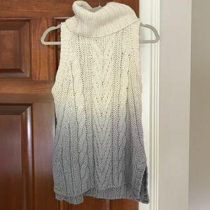 Sanctuary Ombre Sleeveless Sweater